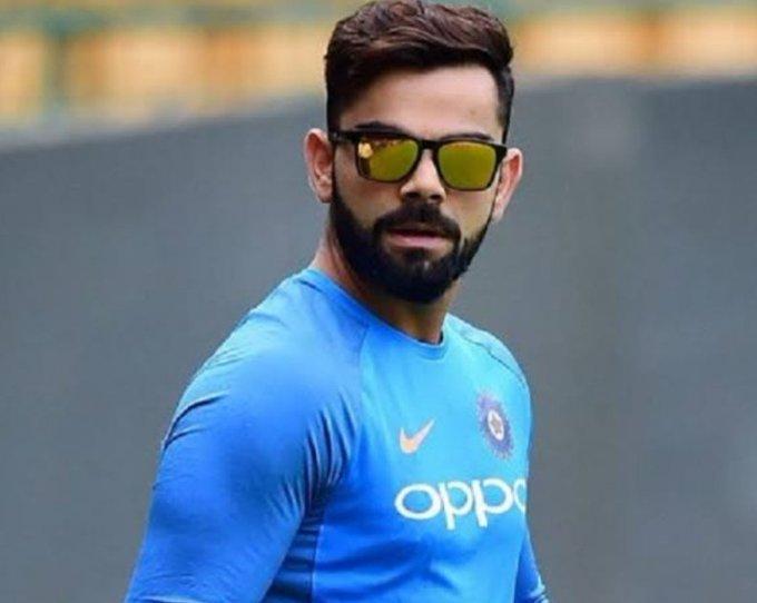 Happy birthday the king of cricket virat kohli