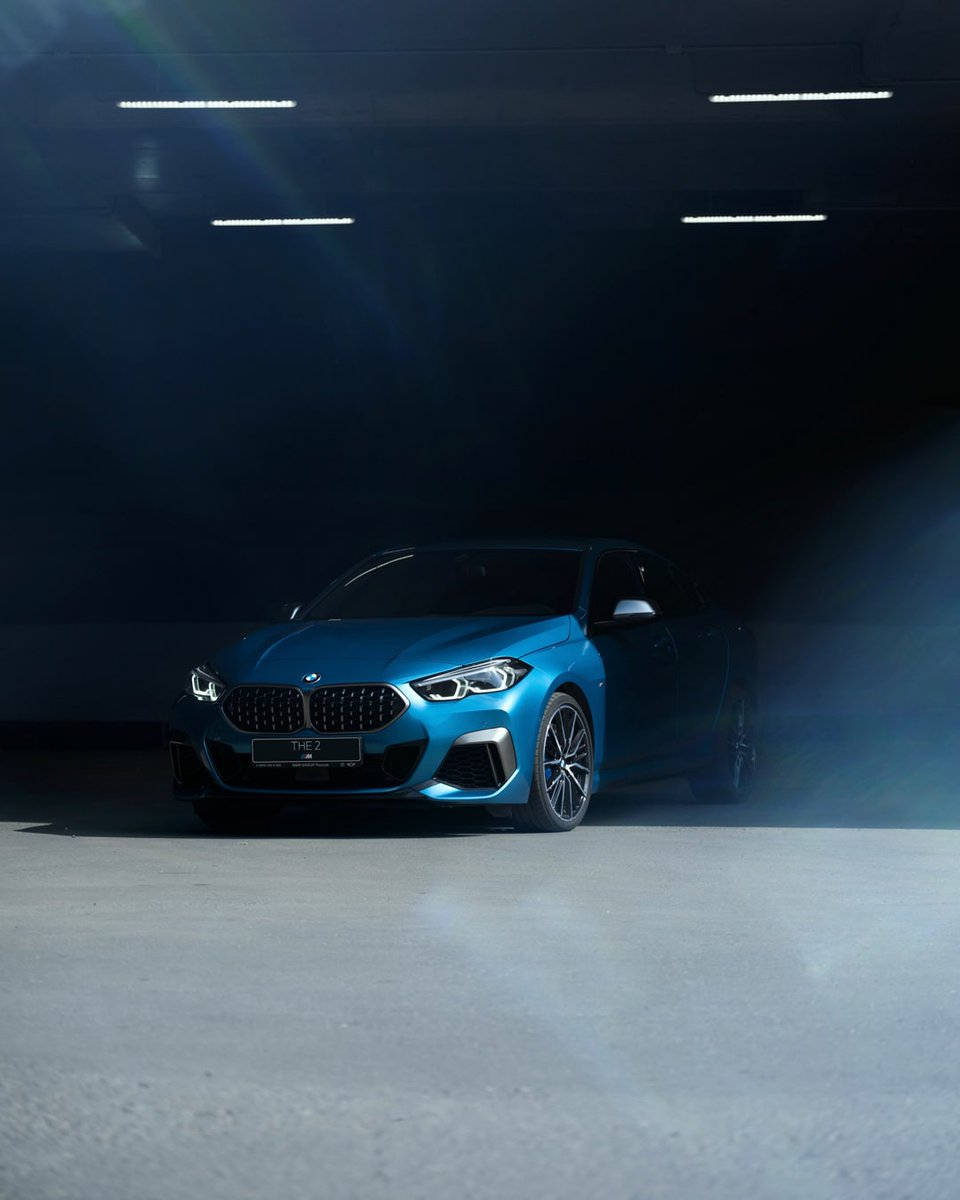 Всегда в выгодном свете. BMW 2 cерии Gran Coupe. #bmwru #THE2 https://t.co/WwcofHCCyG