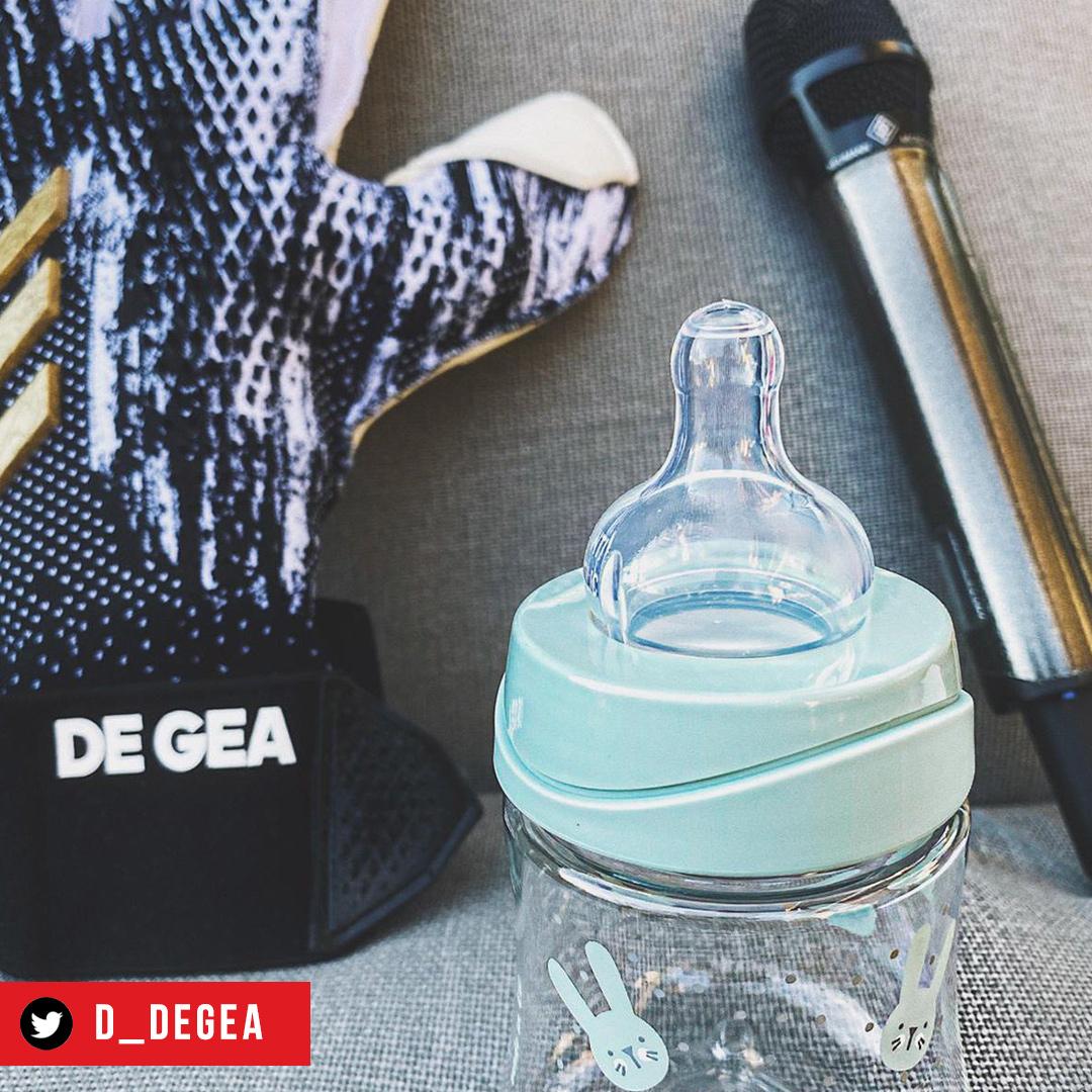 Congrats, @D_DeGea! 🥰  #MUFC