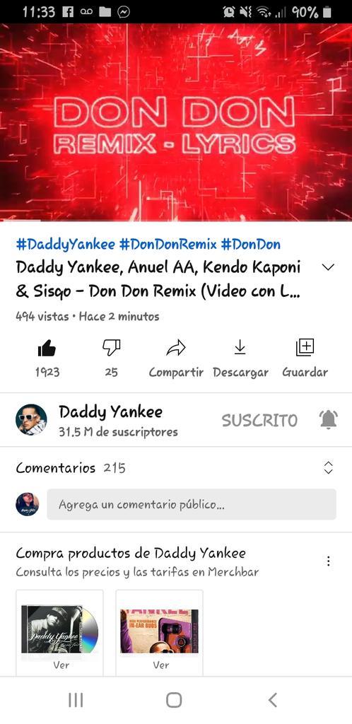 @daddy_yankee @youtubemusic ACTIVA JEFE DESDE MÉXICO⚡🇲🇽⚡♥️