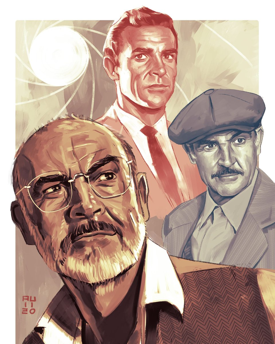 RT @au_lorenzo: Here endeth the lesson. RIP the legendary Sean Connery #JamesBond #HenryJones #JimMalone https://t.co/eacrT4nOWJ