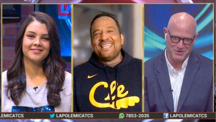 #LaPolémicaTCS🏀🔥   🎙 Con nosotros: @ElalcaldeRafa para hablar sobre la actualidad de la #NBA    🔴EN VIVO🔴 Canal 4 📺https://t.co/5mQUf4Obeb 📲  #TradiciónEnDeportes🏆 https://t.co/oQLADCSDQf