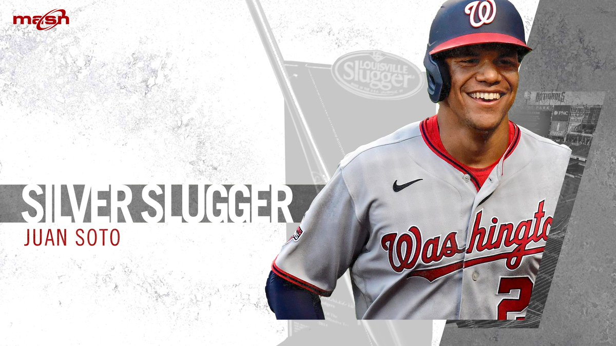 Juan Soto, Christian Outfielder for Washington Nationals, Wins First Silver Slugger Award