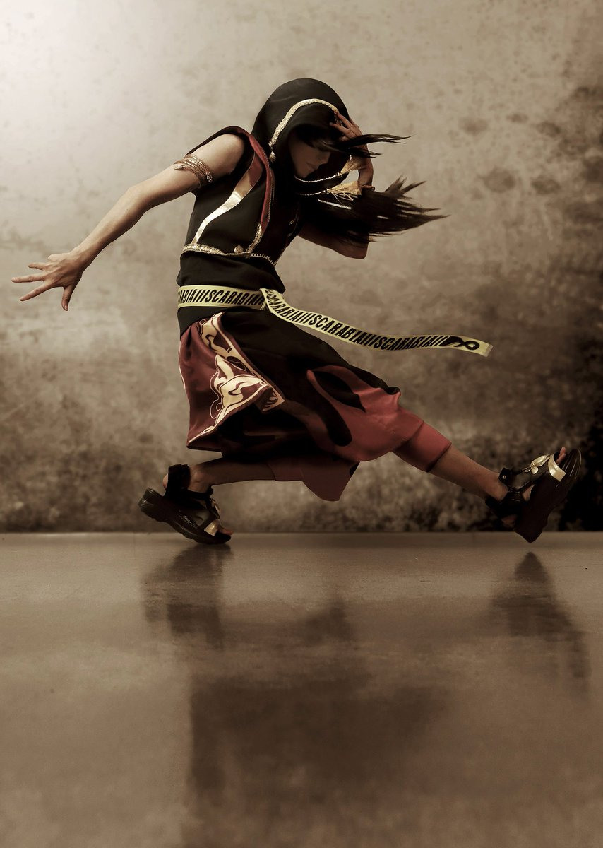 【コス / Twisted Wonderland】 色んな種類のダンスが踊れるジャミルをください  ジャミル:さくら photo:みや