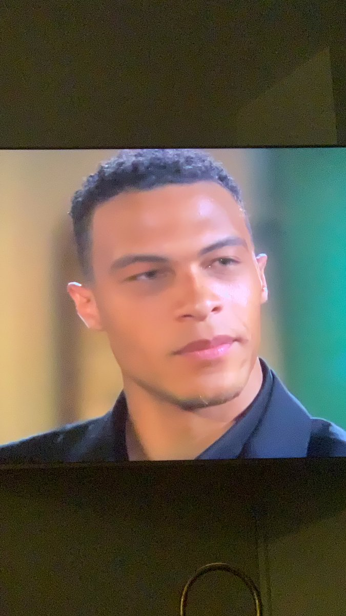 "this is not the face of a man ""in love"" #bachelorette #TheBachelorette"