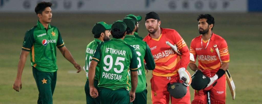 The #PAKvZIM T20Is begin tomorrow 🏏  The teams will play three games in Rawalpindi. Reply with your prediction for the series: