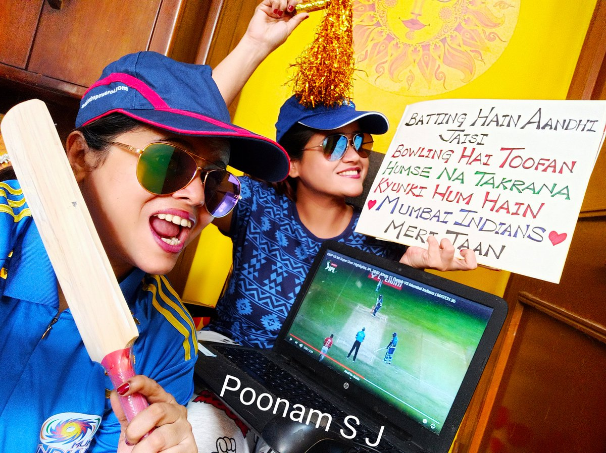 @bharatpeindia #TeamBharatPe #CheerForTeamBharatPe #ContestAlert #Win #cricketstars #Cricket  @bharatpeindia  Cheering for my fav team Mumbai Indians Join @nnikhil539  @priyankapats1 @rashrosy  @mayankkadam13