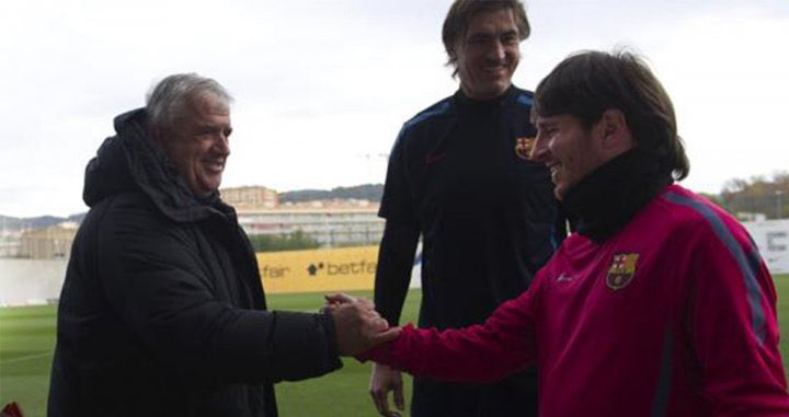 """La Masia on Twitter: """"Former La Masia director Albert Benaiges is highly  sought after and has been contacted by 4 candidates and could work under  all 4, depending on who is elected."""