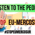 Image for the Tweet beginning: .@HeikoMaas the #EUMercosur agreement is