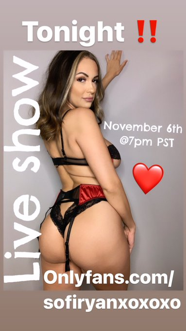 Soooo excited for my live BG show tonight at 7pm PST 💕 https://t.co/T1S83naizQ https://t.co/Ed4z2rt9