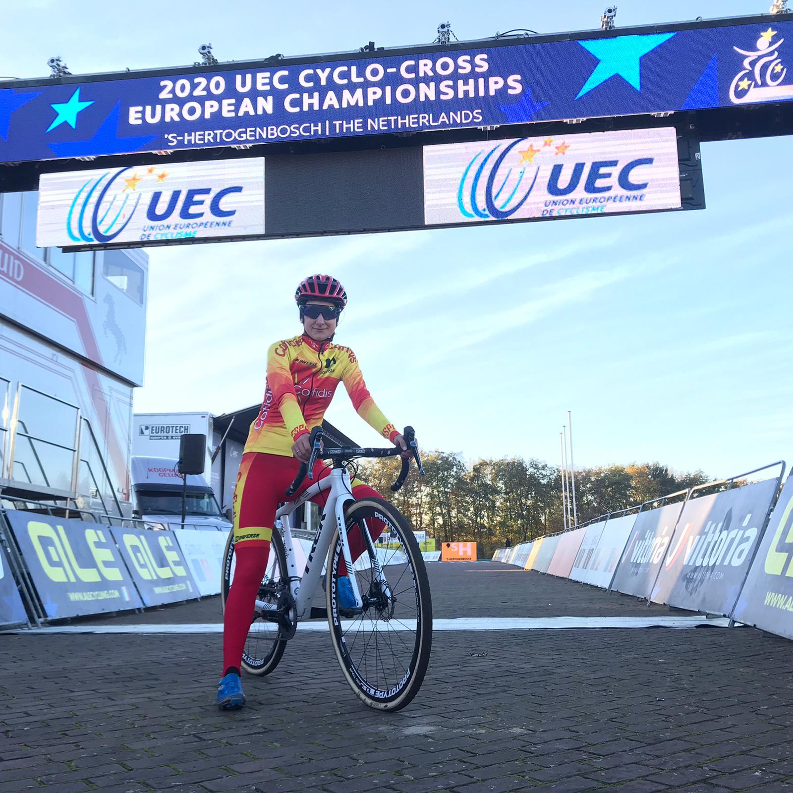 EmJ6nT3WMAEjXs3?format=jpg&name=large - Entrevista a Aida Nuño, la Reina del ciclocross en España