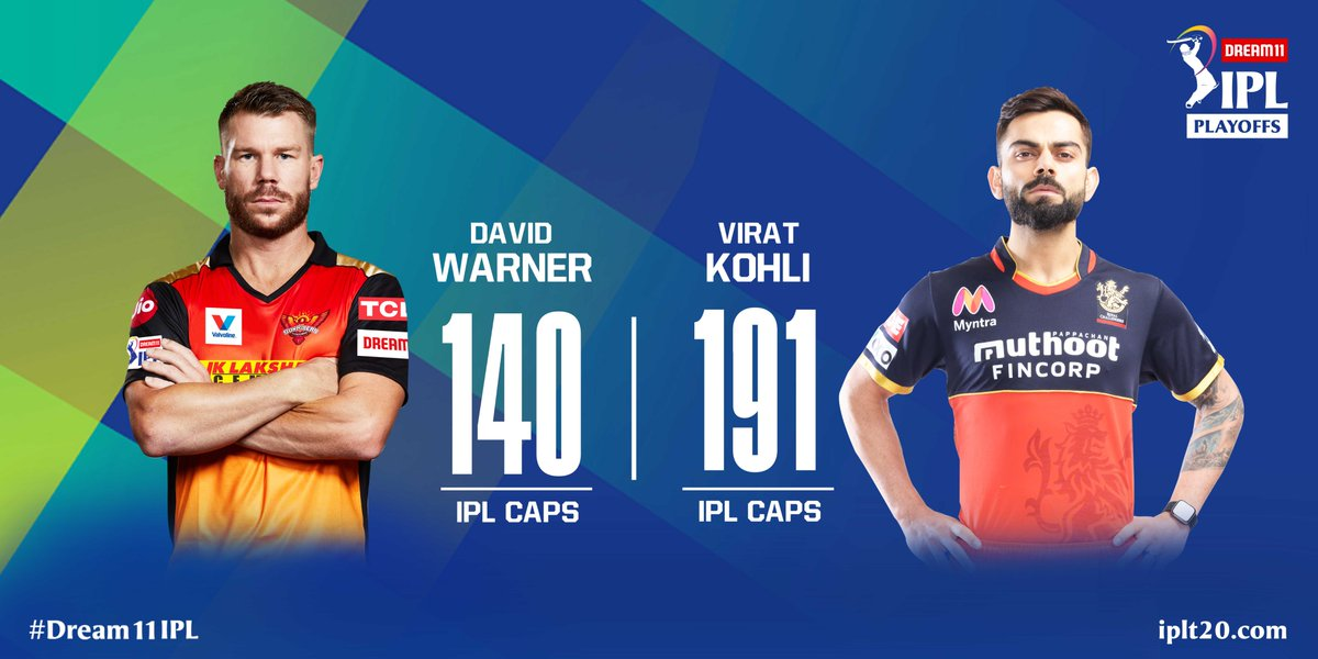 Big clash coming up!   🧡 or ❤️, which team are you backing in tonight's #Dream11IPL Eliminator❓  Comment below 👇  #SRHvRCB