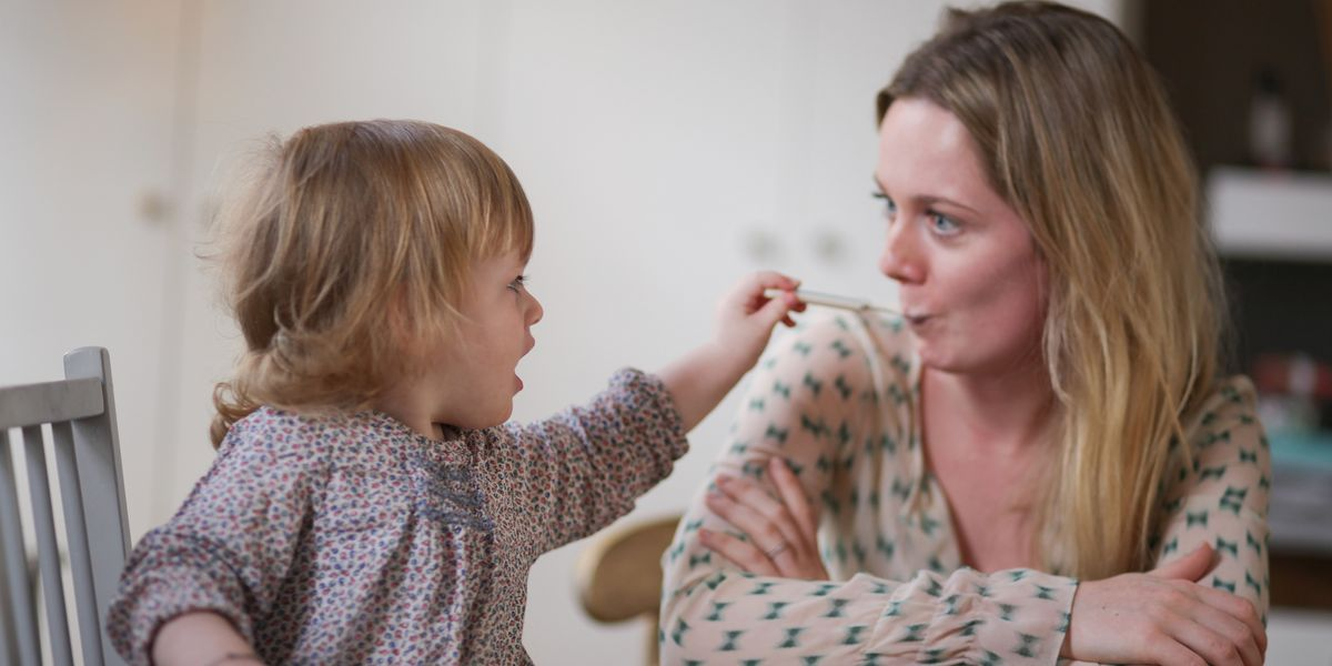 12 realistic self-care goals for moms of young children: