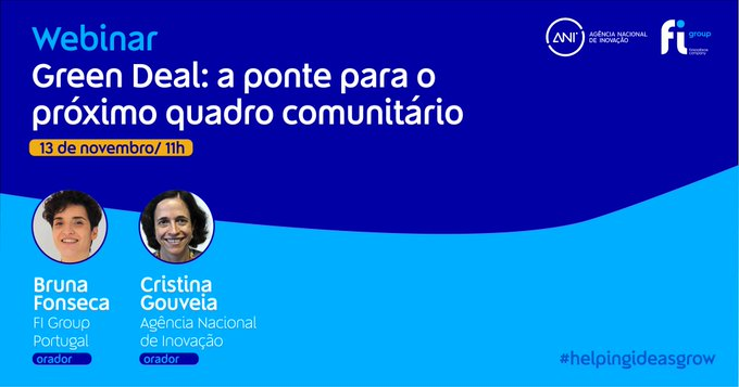 Na próxima sexta-feira, 13 de novembro, às 11h, vamos estar à conversa com Bruna Fonseca e Cr....