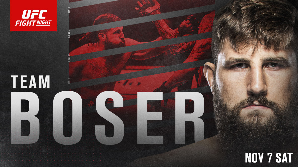 RT if @BulldozerBoser's getting his 3rd W in a row tomorrow at #UFCVegas13!! 🇨🇦👊 https://t.co/UHjA0ftJ2O