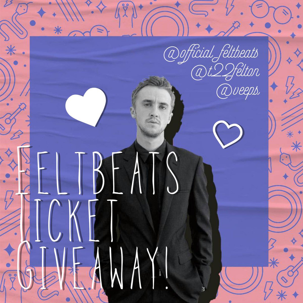 Want a chance to win a ticket to @TomFelton's Home Party next weekend? Check it out here