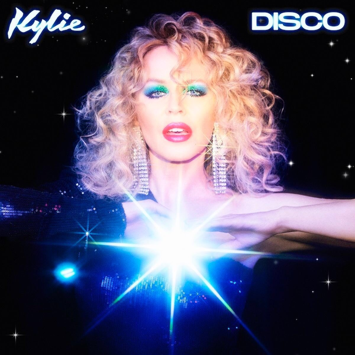 Thank you @kylieminogue for this 🔥🔥🔥 album!! The world needed this! #DISCO