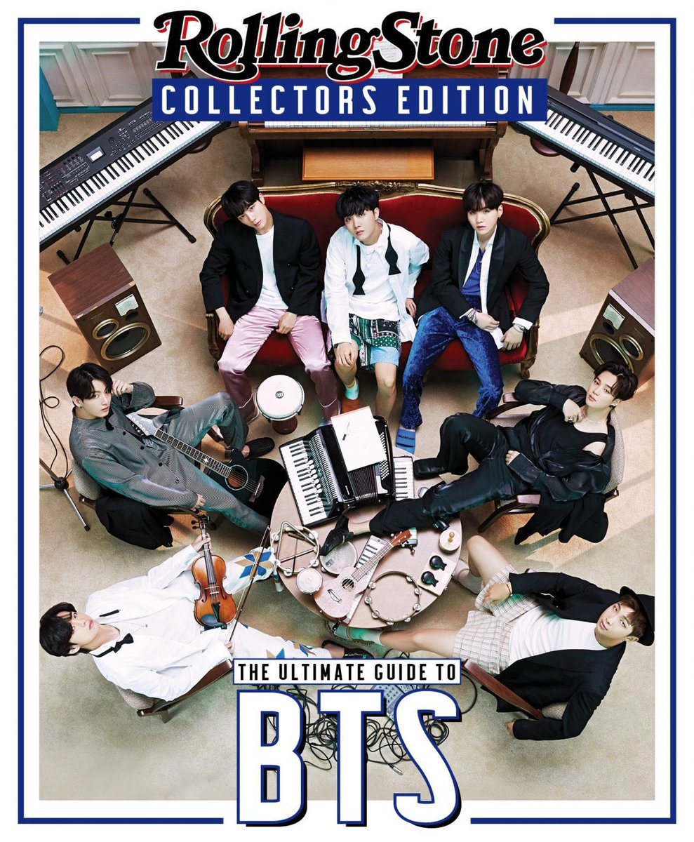 "BTS para B-ARMYs on Twitter: ""Rolling Stone Collectors Edition: The Ultimate Guide To BTS O @BTS_twt na capa edição de novembro da Rolling Stone Índia 🔗 https://t.co/bjzBakBJ3c #BTSxRollingStoneIndia… https://t.co/QAakrHqJRd"""