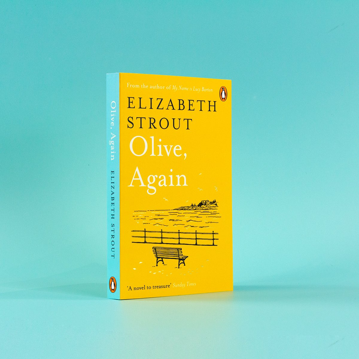 Olive, Again by @LizStrout is out now in paperback ✨✨✨✨✨ https://t.co/eOciWlu56Q