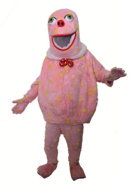 Ok, the world's terrible. So I'm gonna either terrify or amuse you with this thread. Ladies and jellyspoons of the inter webs, I present - a thread of knock off Mr Blobby costumes from the 90's