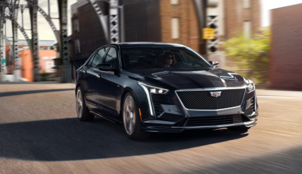 Get ready for a high-performance driving the #XT6. Schedule your test drive today!