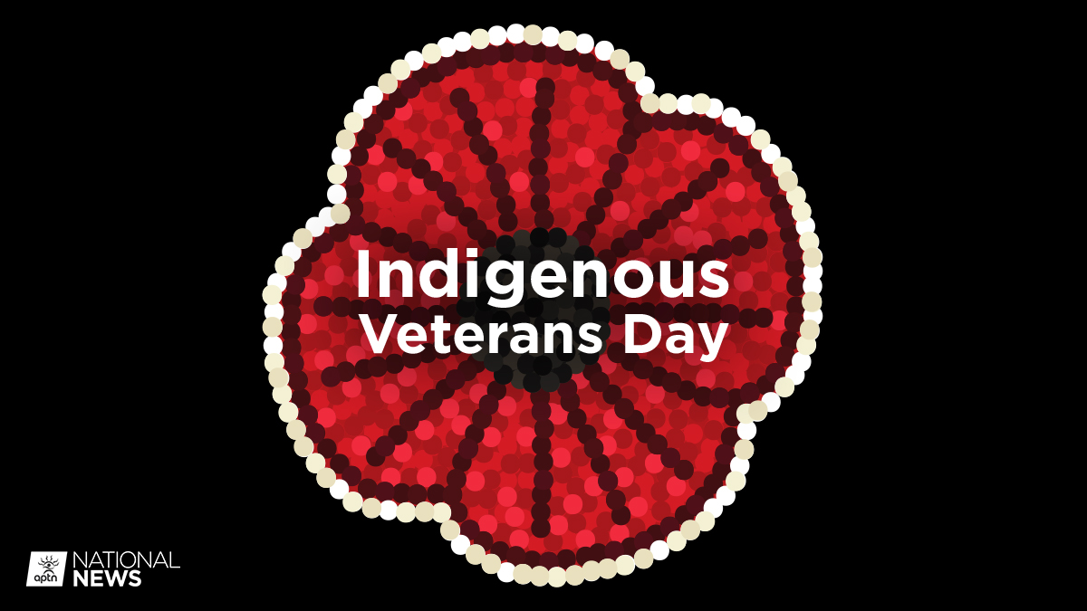 November 8 is #IndigenousVeteransDay. Today, along with every day, we celebrate and remember Indigenous veterans and all they have done. Thank you for your service and the impact you have made.