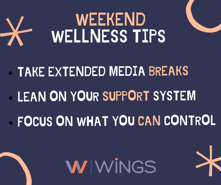 test Twitter Media - Happy Friday! Wishing you a safe and wonderful weekend. At WiNGS we often promote wellness in our classes. We encourage you to take time out for YOU and focus on self-care! Here are some fun, simple ways to do just that. #fridayfunday #selfcaretips #wellness #selfcareisnotselfish https://t.co/8jjhTX5qaM
