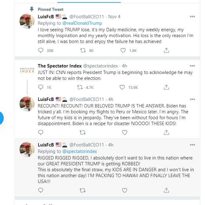 Marc Owen Jones On Twitter 3 A Little Juicier This Copypasta Crew Are Explicitly Repeating The Claim That The Election Was Rigged Which Again Is False And Misleading Election2020results Https T Co Sdwb3otdnf Ireland baldwin leaves almost nothing to the imagination. marc owen jones on twitter 3 a