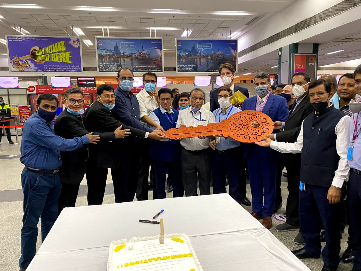 Adani Group takes over Ahmedabad airport for next fifty years