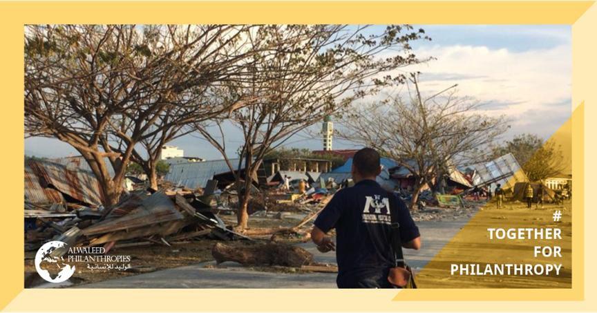 جوهر عملنا في مؤسستنا يتمحور حول توفير الإغاثة الإنسانية في حالات الطوارئ. تعرف على عملنا مع هيئة @IMC_Worldwide في إندونيسيا في أعقاب الدمار الواسع الذي أحدثه الزلزال وتسونامي عام 2018 …
