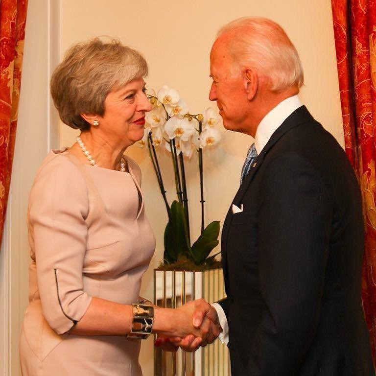 Congratulations @JoeBiden and @KamalaHarris. Your election marks a new chapter in the history of your country and in the special partnership between our two nations. The UK & US will always work together to defend our shared values.