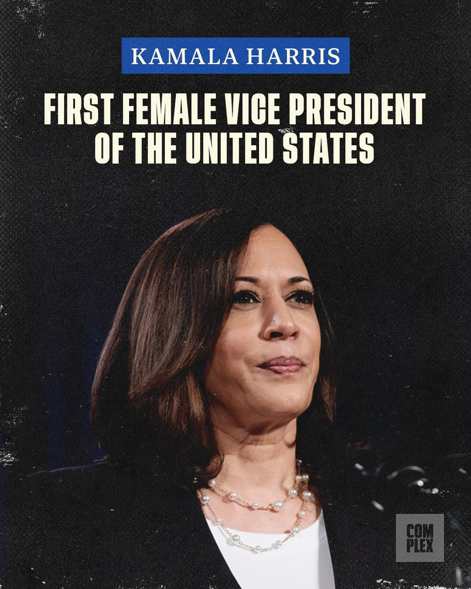 Replying to @Complex: THE VICE PRESIDENT WENT TO A HBCU.  Kamala Harris makes history. #Election2020