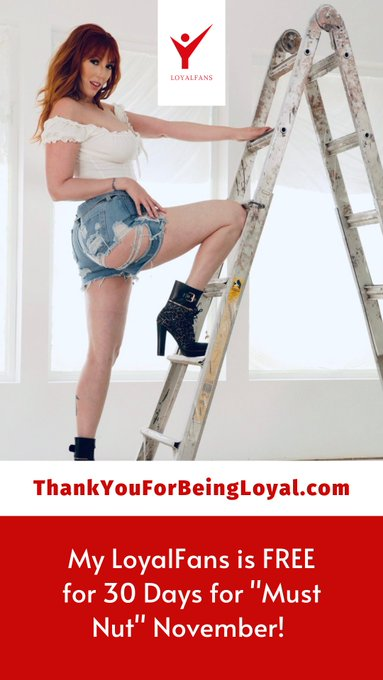 Have u checked out #loyalfans? The new platform w/ no tip limit, no censorin words like pegging & 1on1