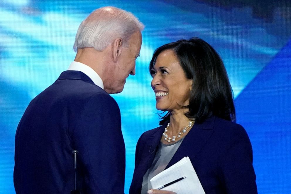 The people have spoken! Thank you to everyone who used your vote and your voice to make history. PRESIDENT Joe Biden and VICE PRESIDENT Kamala Harris