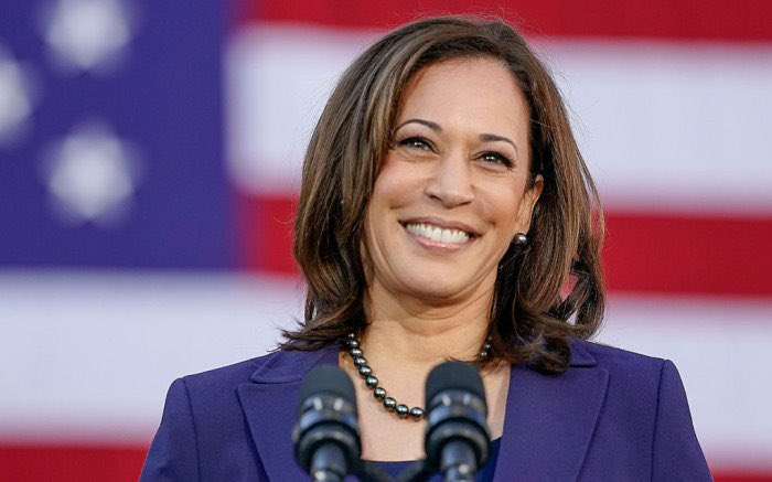 "Replying to @OfficialJLD: ""Madam Vice President"" is no longer a fictional character. @KamalaHarris"