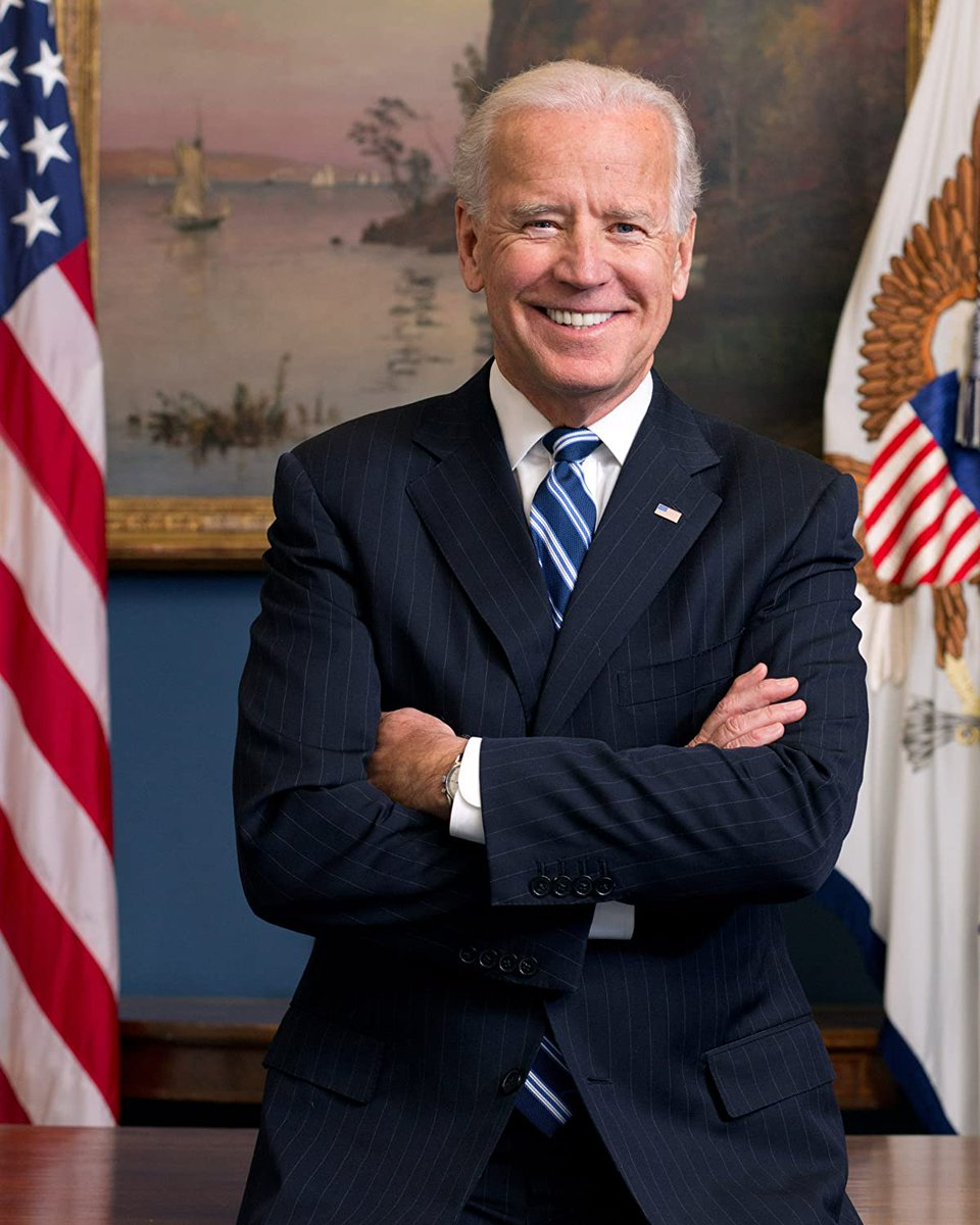Joe Biden will be the next President of the United States.