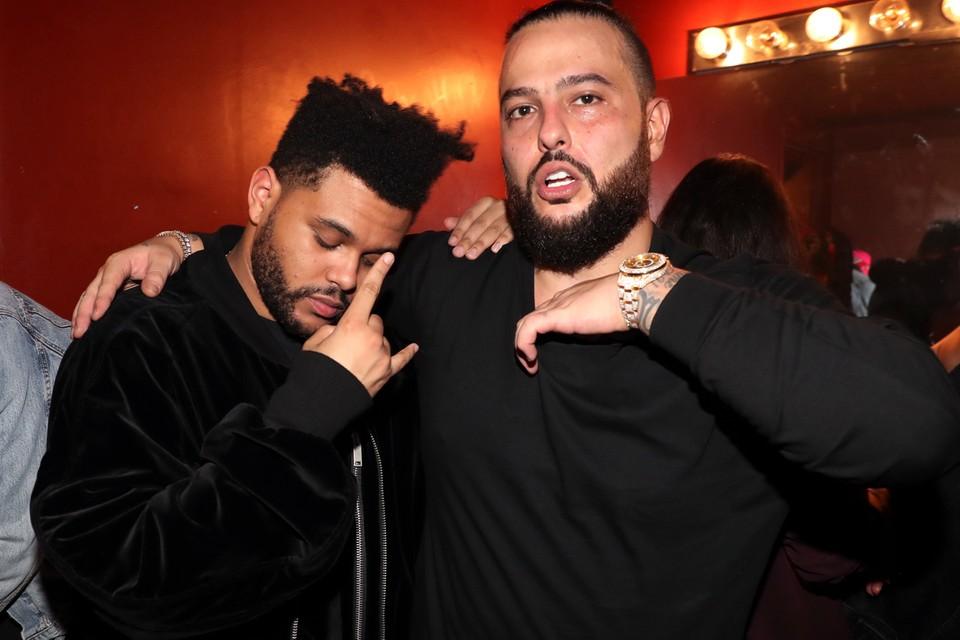 """Em 2016, The Weeknd e Belly se apresentariam no Jimmy Kimmel Live, mas cancelaram por Trump ser o convidado principal.  """"Simplesmente não queria me sentir como se fosse parte de uma celebração para alguém que tem crenças com as quais a maioria de nós não está de acordo"""" - Belly"""