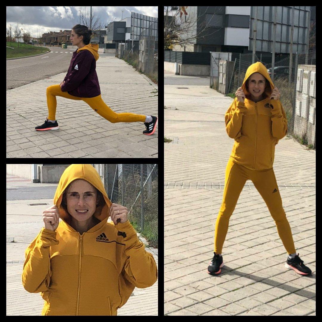Llega el frío pero ni hay nada que nos detenga para salir a correr.💪 Nueva tecnología COLD.DRY ❄de @adidas_ES #adidasRDY #Creadoconadidas