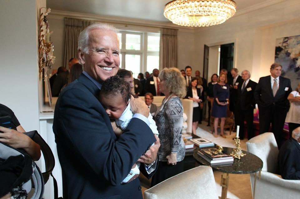 Kindness and civility return to the White House! #bidenharis2020
