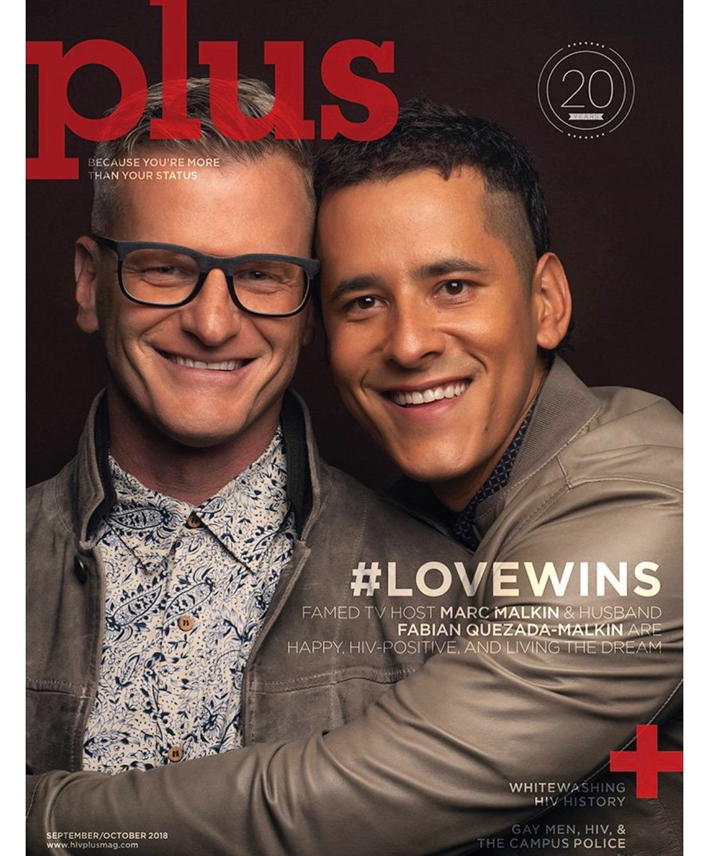 Dear America: From this HIV positive gay man married to a  HIV positive Mexican immigrant, I want to say thank you! #LoveWins