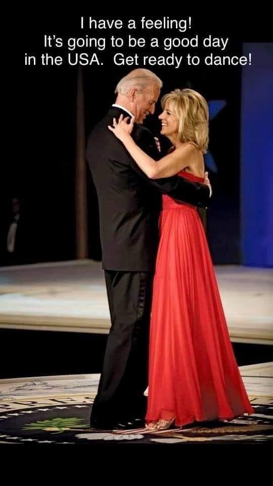 @MichelleObama #CongratulationsJoeBiden #JillBiden #PresidentElectBiden #CongratulationsKamalaHarris #VicePresidentElectHarris #DougEmhoff