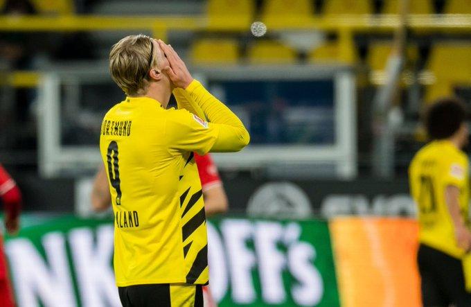Боруссия Дортмунд - Бавария 2:3. Холанд и Левандовски обменялись голами, но у Баварии есть еще Сане - изображение 1
