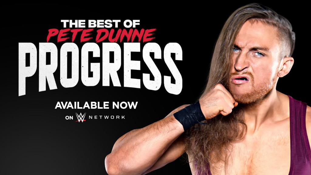 Best Of Pete Dunne, EVOLVE 134, & More Added To WWE Network