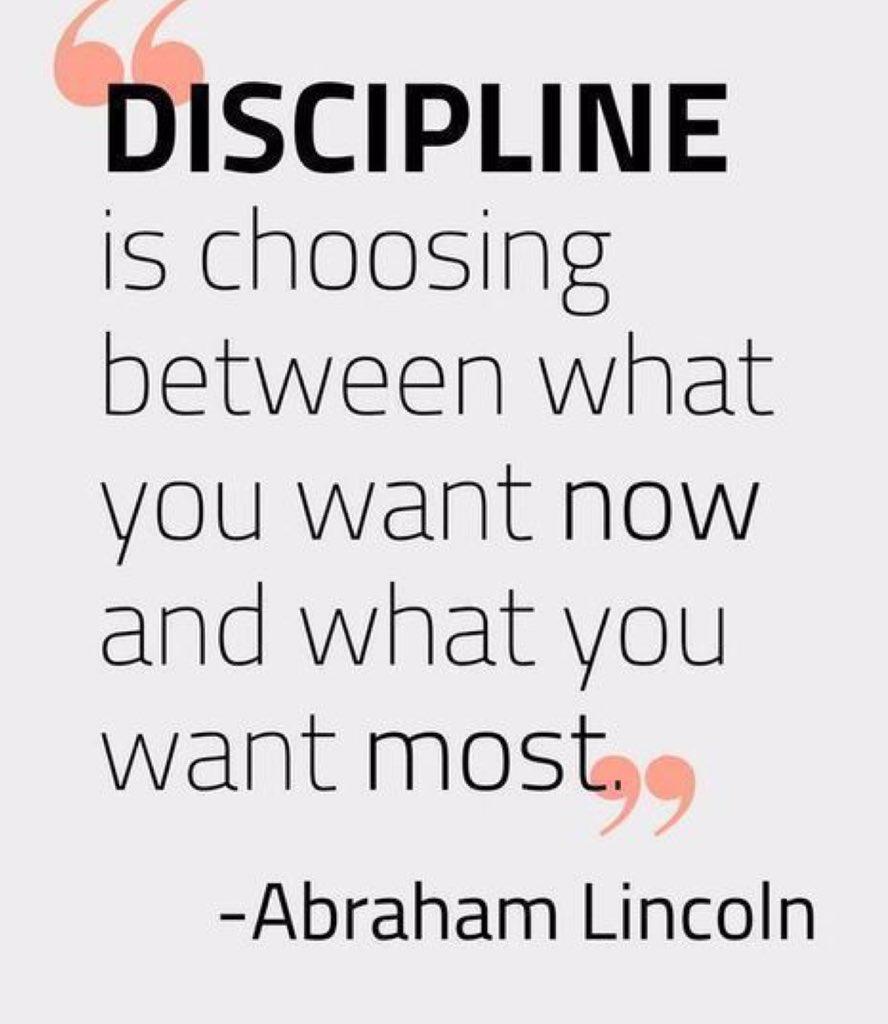 #quoteoftheday #descipline #quotes #inspirational