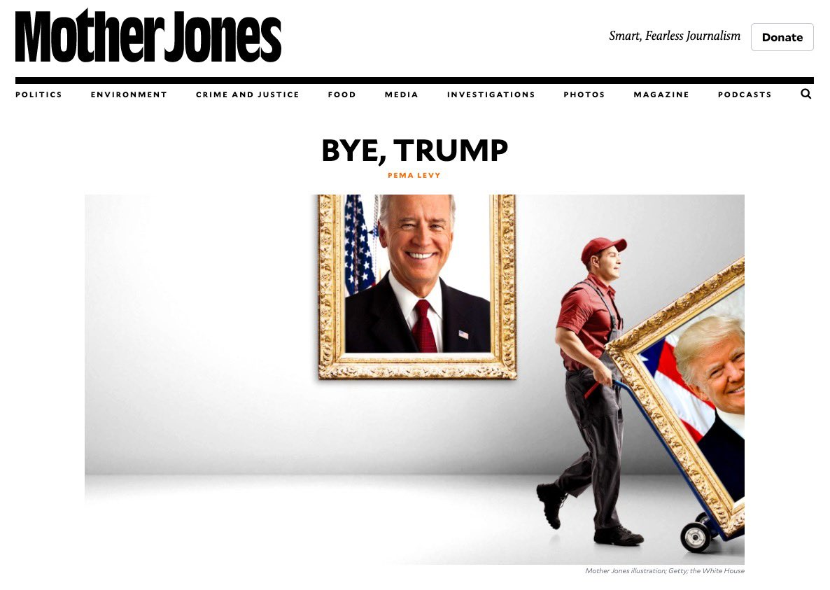 The motherjones.com front page has been so good all day.