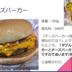マックのチーズバーガーはどれがいい?それぞれのチーズバーガーを検証した結果!
