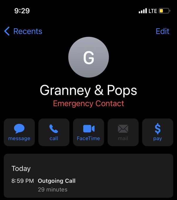 Half of this phone call was @nickhogan4real telling my Granney how he seared a steak! https://t.co/V