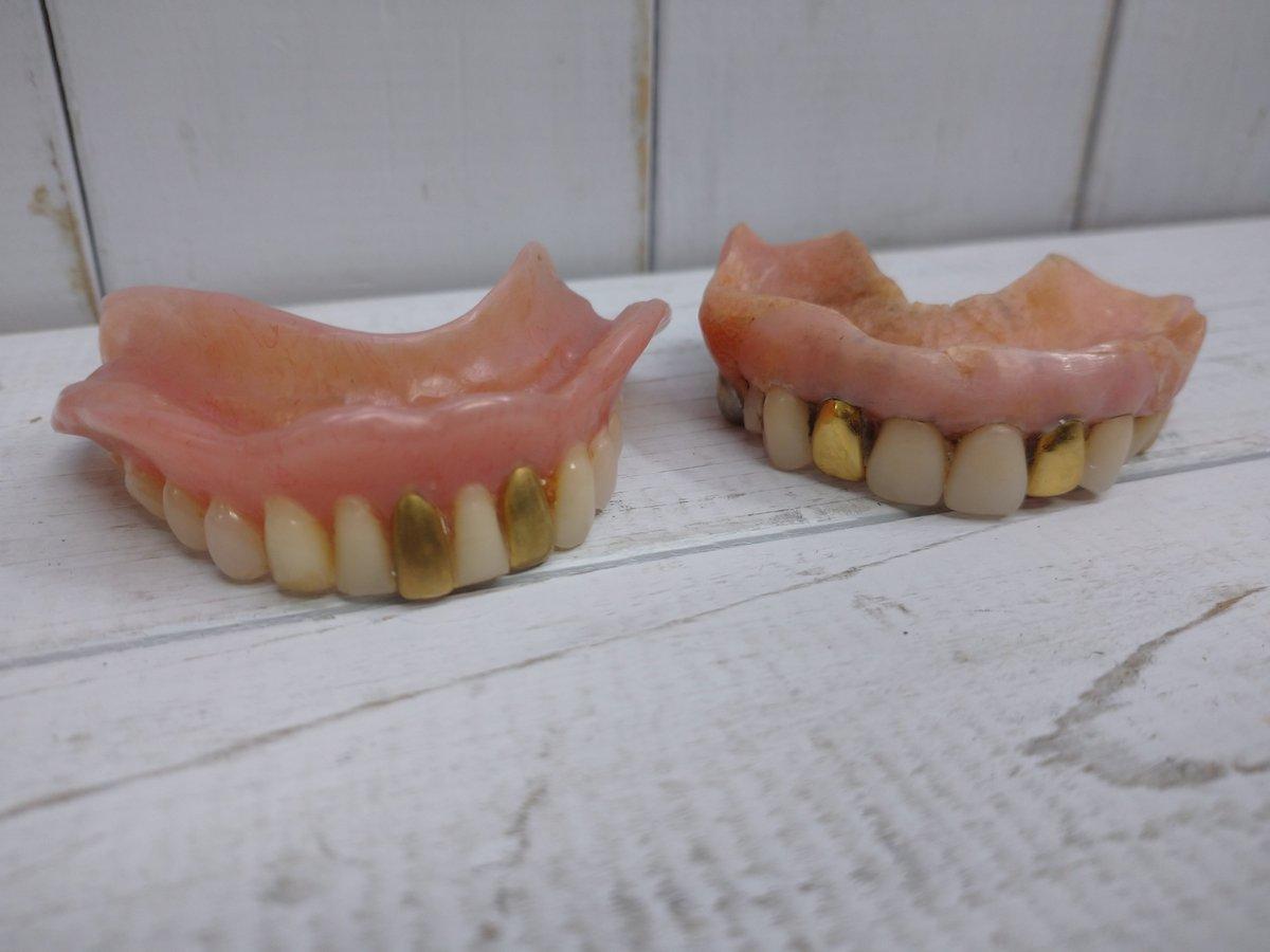 【閲覧注意】エグい話です遺品整理や金買取で気の進まない作業が入れ歯から金歯を外す作業手作業でガリガリ削るよりはるかに効率的な方法に気付きました知りたい方はDMくだされば教えます。