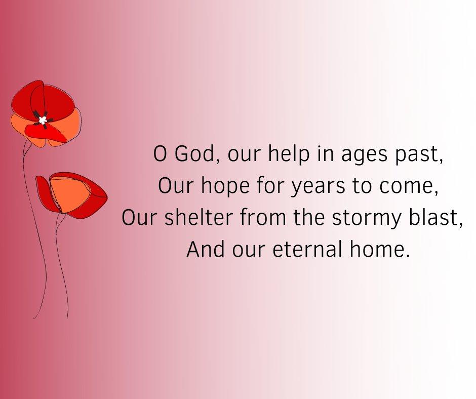 #SundayHymn words from Isaac Watts