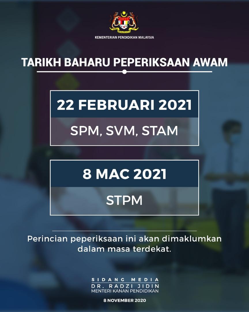 Anas Damian 아나스 On Twitter Intipati Sidang Media Menteri Kanan Pendidikan Dr Radzi Jidin 8 Nov 2020
